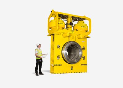 Large Bore Subsea Connectors