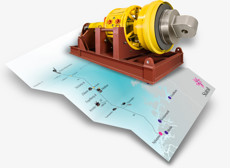 Subsea problem solving solution saves money, time, and weight