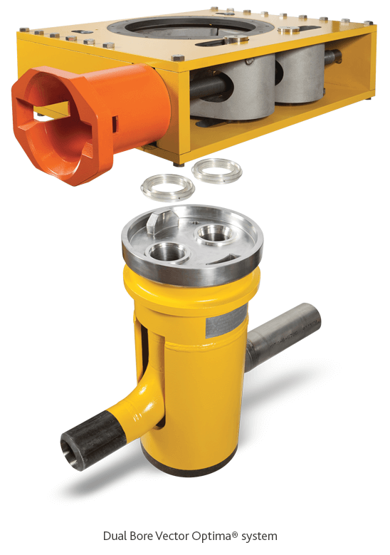 Vector Optima ® subsea connector offers increased efficiency from installation to removal