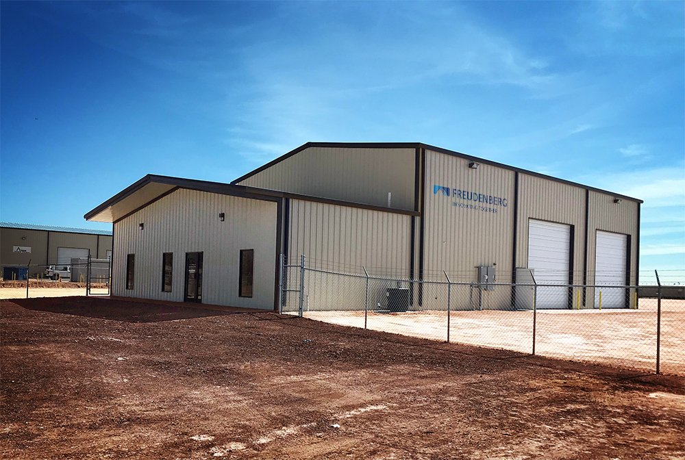Freudenberg Oil & Gas Technologies Opens New Location in West Texas