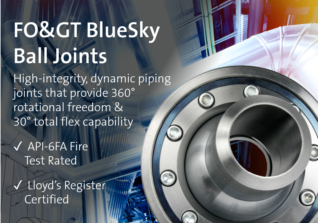 Announcing Fire-Safe and Type Approval for Our BlueSky Dynamic Ball Joints